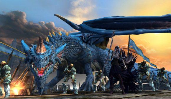 10 tựa game cho phép bạn chiến đấu với rồng khổng lồ (phần 2)
